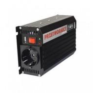 Invertor tensiune 12V - 220V 600W