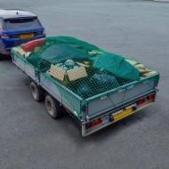 Plasa ancorare pentru containere 3.5 x 6m