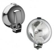 Proiector LED Ring cromat sticla clara 12V