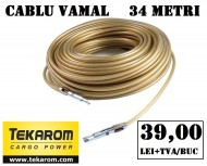 Cablu vamal - 5 mm - 34 metri
