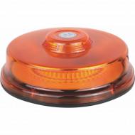 Girofar auto cu efect stroboscopic 12V / 24V orange cu 40 leduri SMD