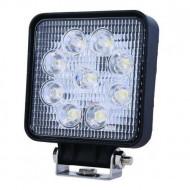 Pachet 4 Proiectoare LED-STROBO patrat 27W