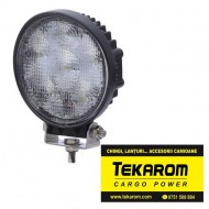 Proiector LED rotund 18W