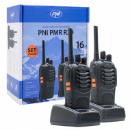 Set 2 statii UHF portabile PMR R20