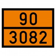 Tabla marcaj ADR  90/3082