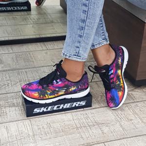 Pantofi casual Skechers 13201 BKMT
