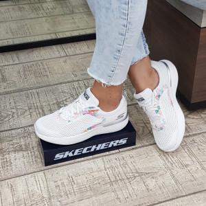 Pantofi dama 128199 WHT
