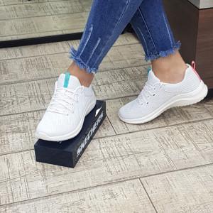 Pantofi dama 149090 WHT