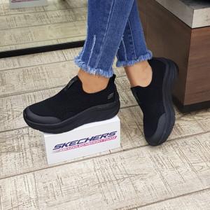 Pantofi dama Skechers 149128 BKN