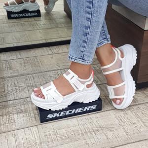 Sandale dama 133075 WHT
