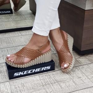 Sandale dama 163000 TAN