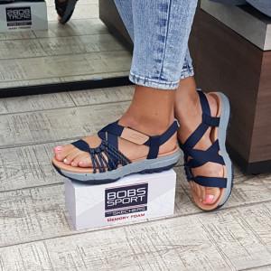 Sandale dama Skechers 140112 NVY
