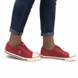 Pantofi dama 24635 100 RED