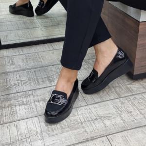 Pantofi dama piele naturala PP3010
