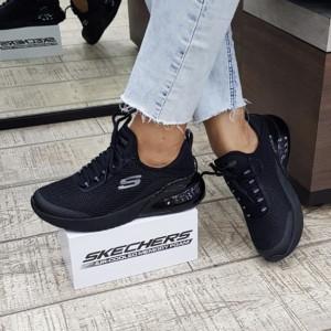 Pantofi dama Skechers Air 13276 BBK