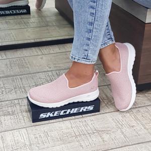 Pantofi sport Skechers 124090 PKGD