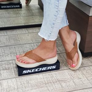 Sandale dama 140340 TAN