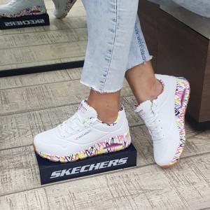 Pantofi dama 155506 WHT