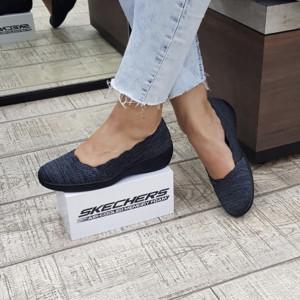 Pantofi dama 44681 BLK