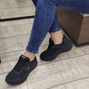 Pantofi dama Skechers 149023 BBK