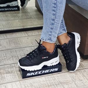 Pantofi sport Skechers 13425 BKW