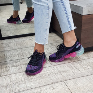 Pantofi dama 149040 BKMT