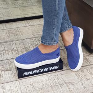 Pantofi dama 73909 BLU