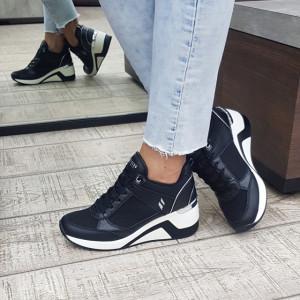 Pantofi sport 74391 BLK