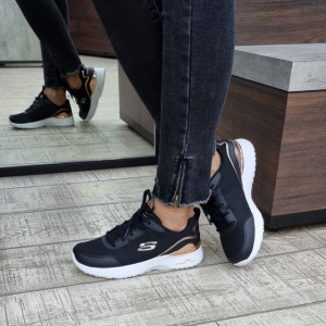 Pantofi sport Skechers 149660 BKRG