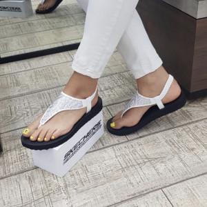 Sandale dama 32919 WHT
