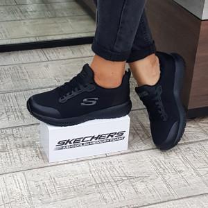Pantofi casual Skechers 77222EC BLK
