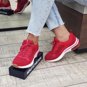 Pantofi dama 117033 RED
