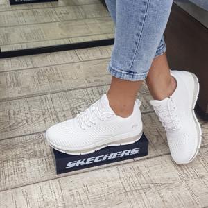 Pantofi dama 117101 WHT