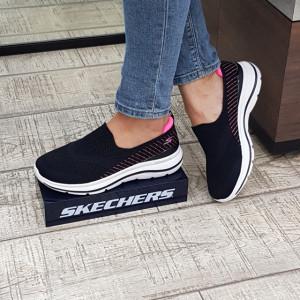 Pantofi dama 124385 BKMT
