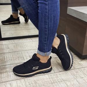 Pantofi dama 12615 BKRG