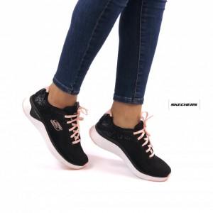 Pantofi dama 13327 BKPK