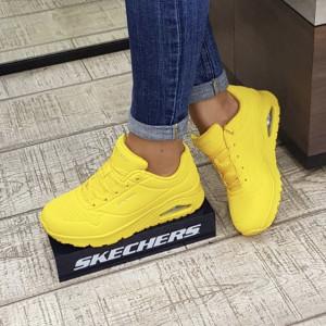 Pantofi dama 73690 YEL