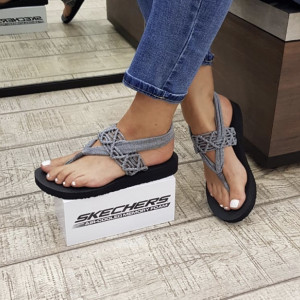 Sandale dama 32909 GRY