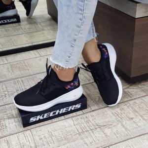 Pantofi dama 17618 BKMT