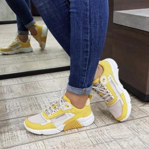 Pantofi dama 69347 YLW