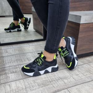 Pantofi dama piele naturala PC1088
