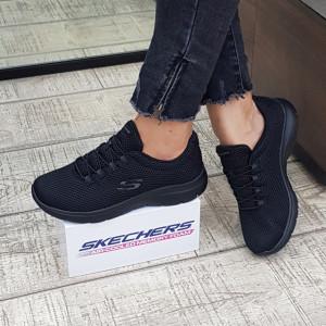 Pantofi dama Skechers 12985 BBK