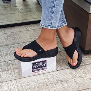 Sandale dama Skechers 140221 BBK