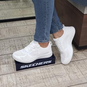 Pantofi dama 117018 WHT