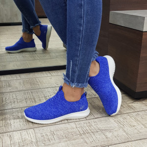 Pantofi dama 12837 BLU