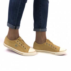 Pantofi dama 24635 100 YEL