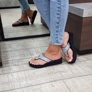 Sandale dama 31618 BLK