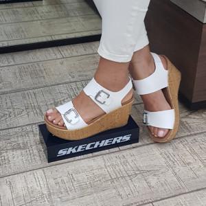 Sandale dama 32975 WHT