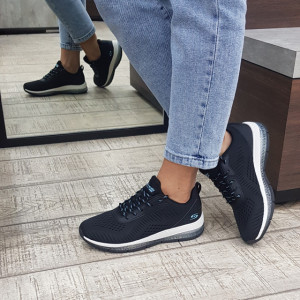 Pantofi dama 117101 BLK