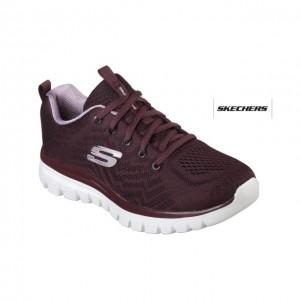 Pantofi dama 12615 WINE